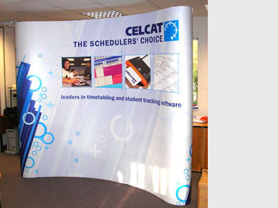 celcat show stand